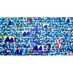 Giacometti e Torres no Rio de Janeiro
