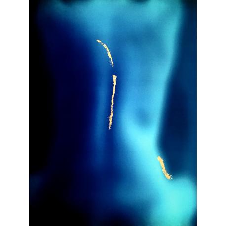 Dorso azul